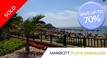Fab Timeshare Marriott's Playa Andalux - Available