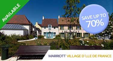Marriott's Village d'ile France