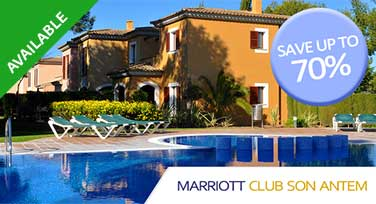 Marriot Son Antem Available
